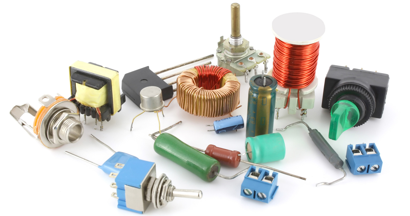Shop Electronics, Wiring & Commodities Inventory in Rochester, NY